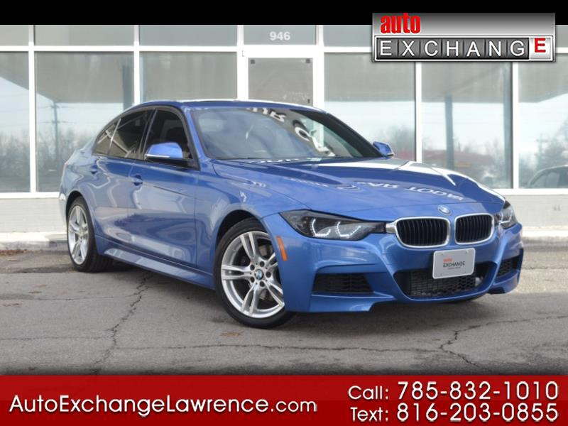 2013 BMW 3-Series 328i M Sport xDrive Sedan