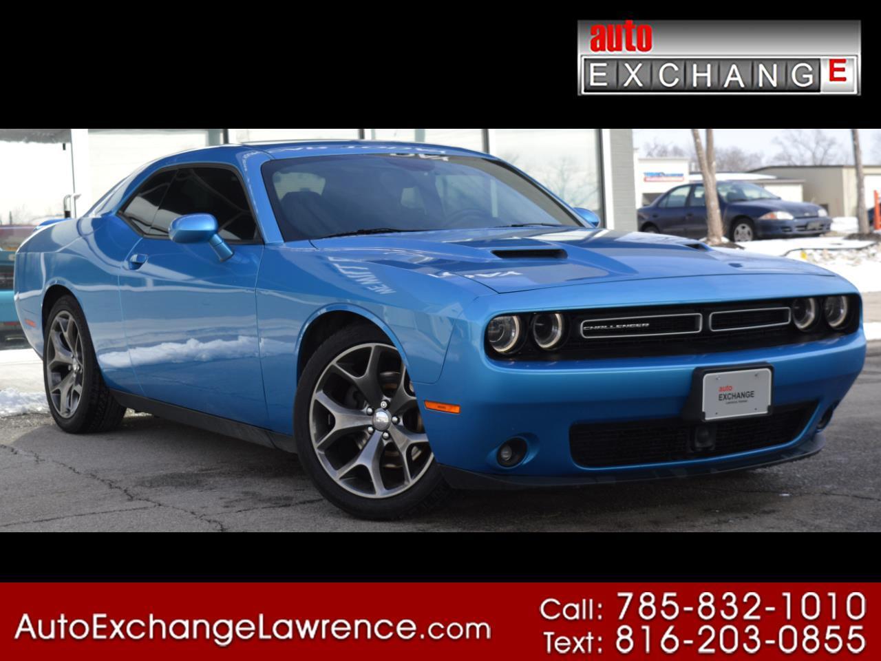 2015 Dodge Challenger SXT Plus