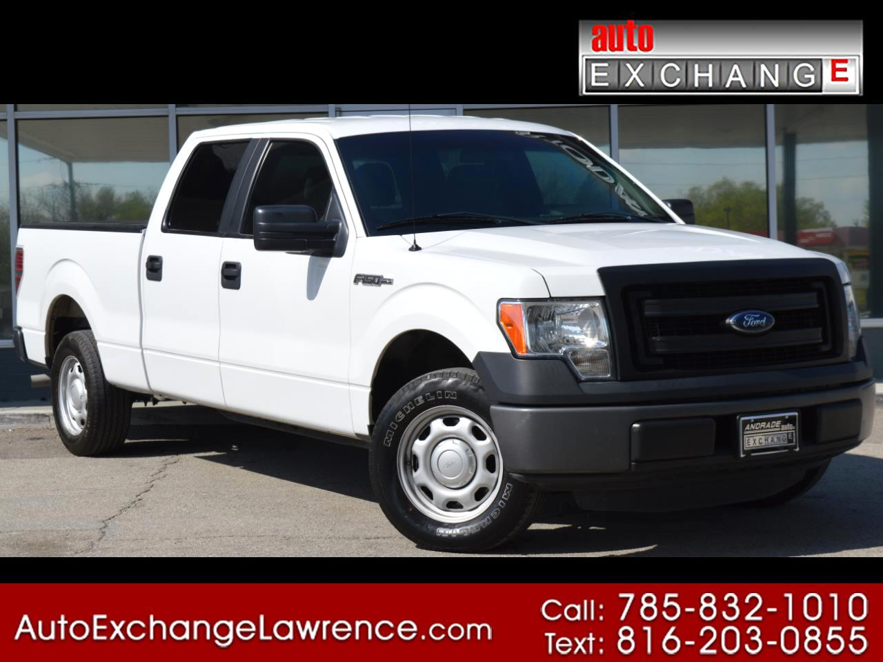 2014 Ford F-150 XL SuperCrew 6.5-ft. Bed 2WD
