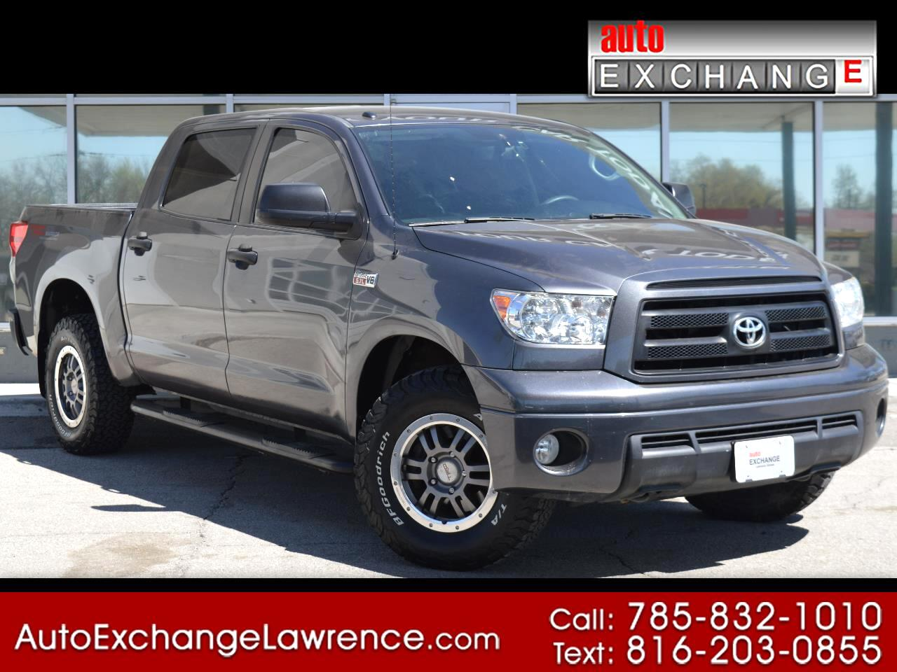 2011 Toyota Tundra CrewMax TRD Rock Warrior