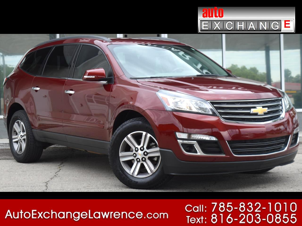 2016 Chevrolet Traverse 2LT FWD