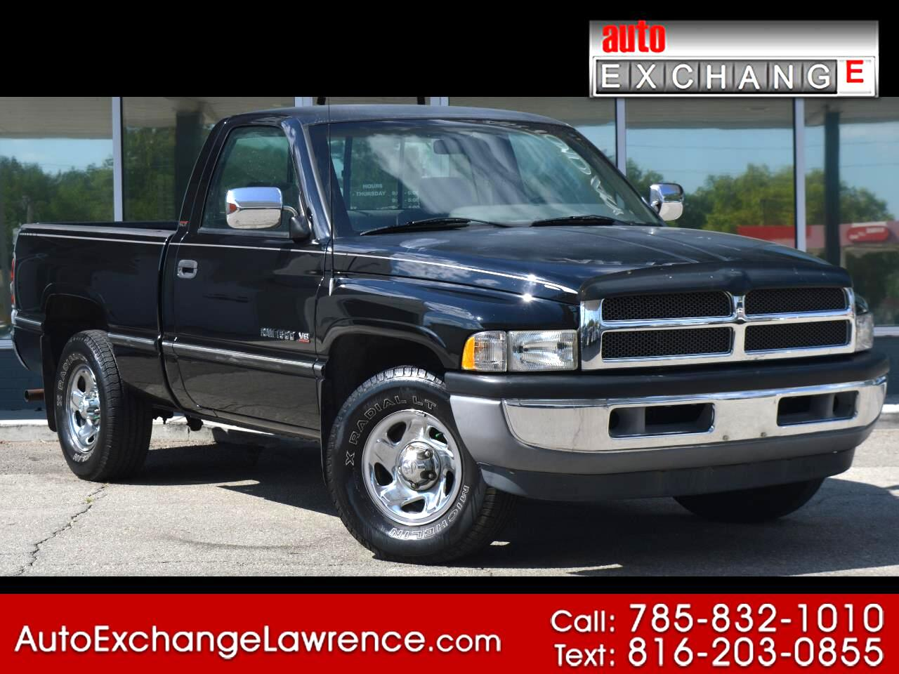1994 Dodge Ram 1500 LT Reg. Cab 6.5-ft. Bed 2WD
