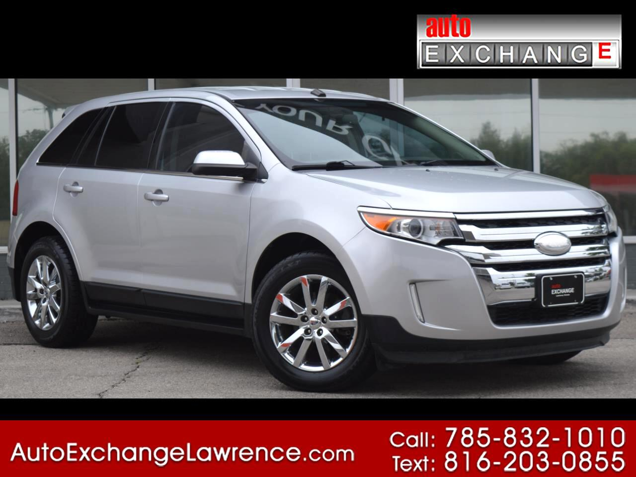 Ford Edge Limited FWD 2013