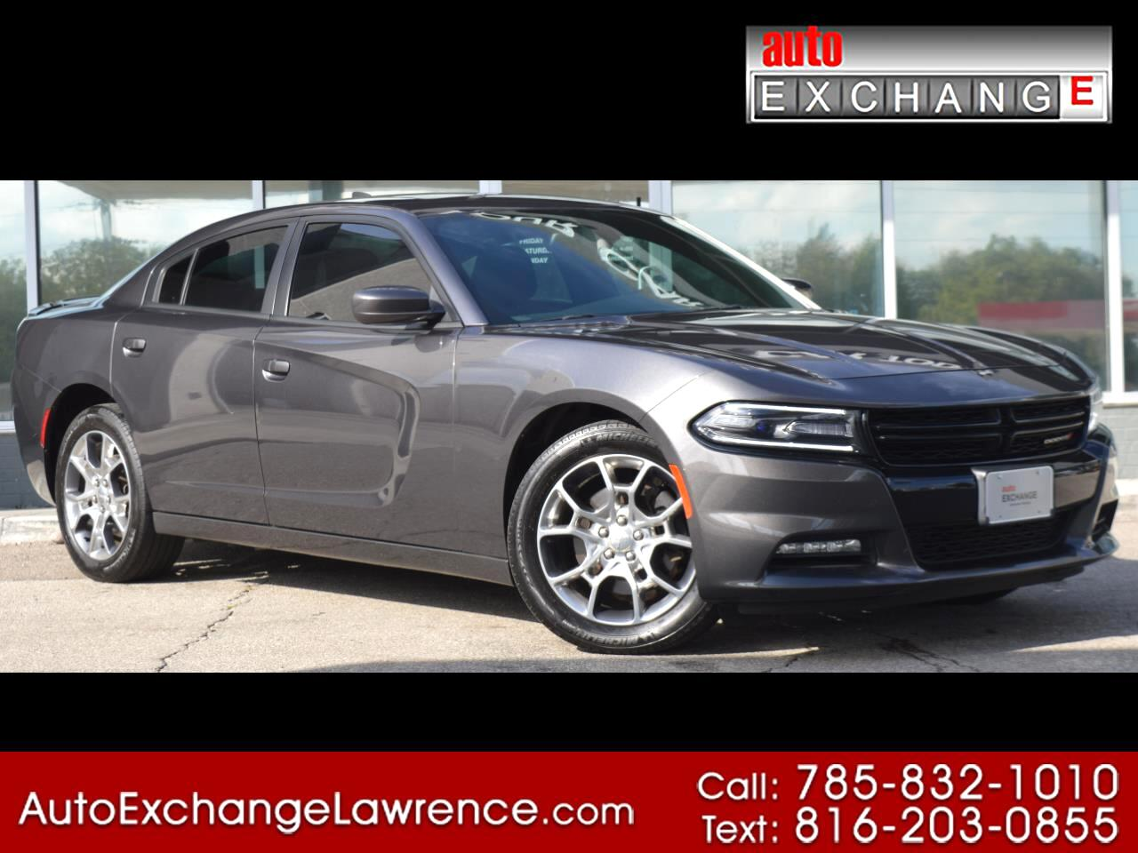2016 Dodge Charger SXT AWD