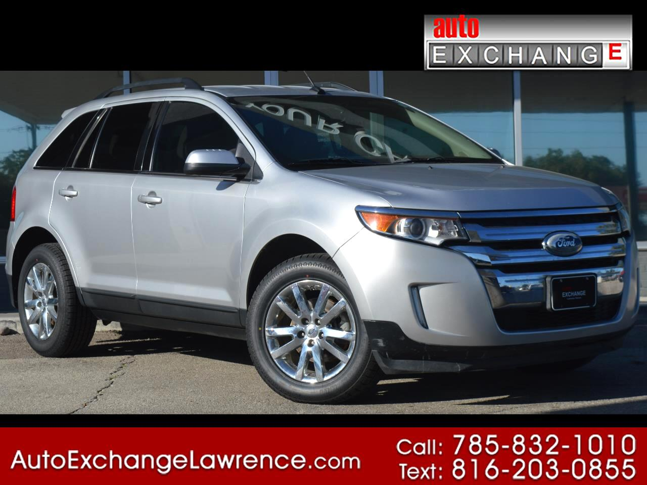 2013 Ford Edge Limited AWD