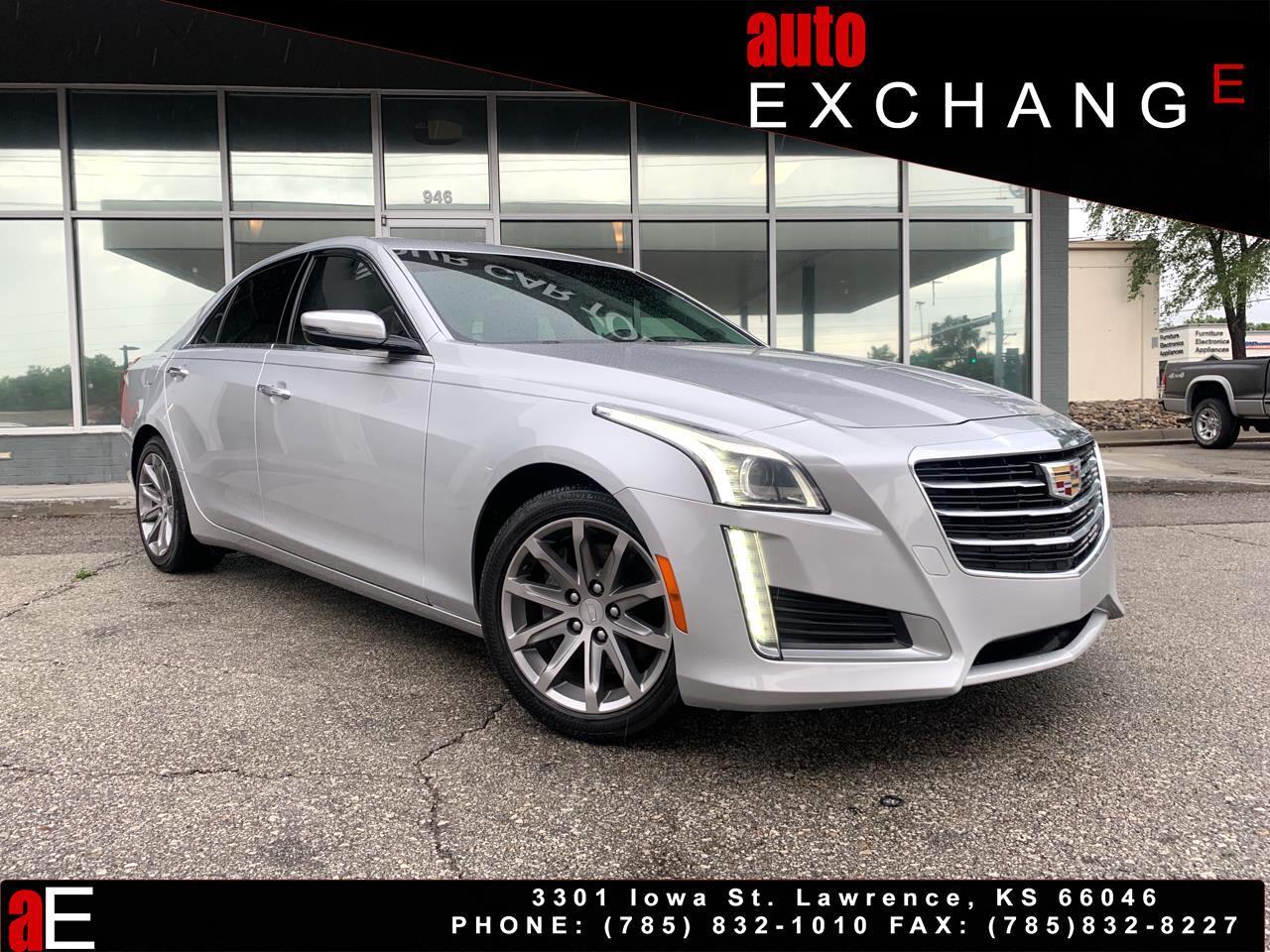 Cadillac CTS 3.6 Luxury 2016