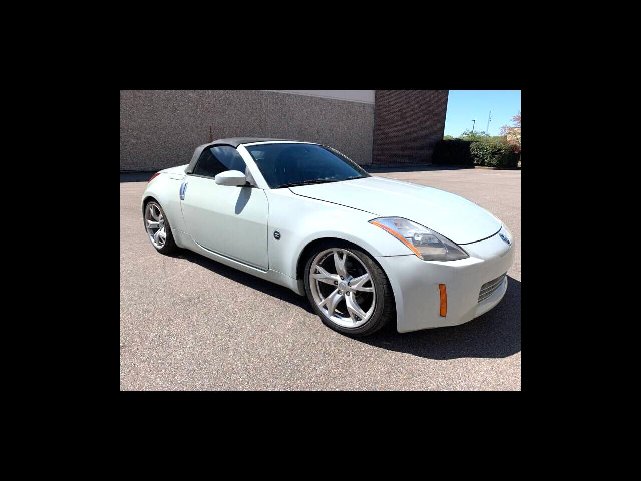 Nissan 350Z 2dr Roadster Enthusiast Manual 2005