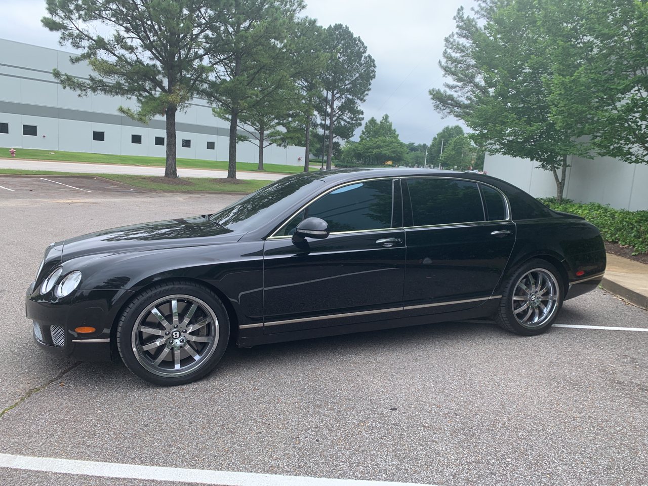 Bentley Continental Flying Spur 4dr Sdn Speed 2013