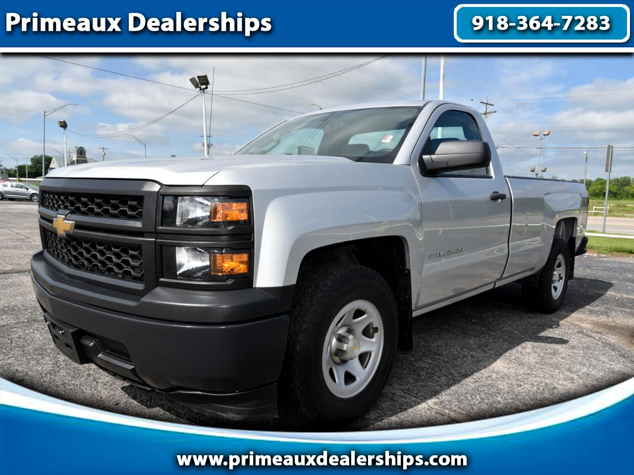 Chevrolet Trucks Pickup  2014