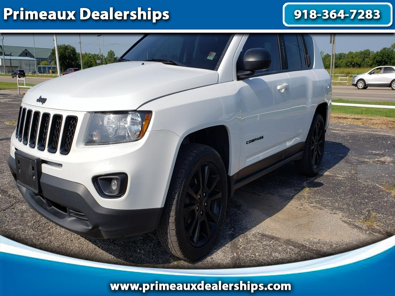 Jeep Compass 4WD 4dr Altitude Edition 2015
