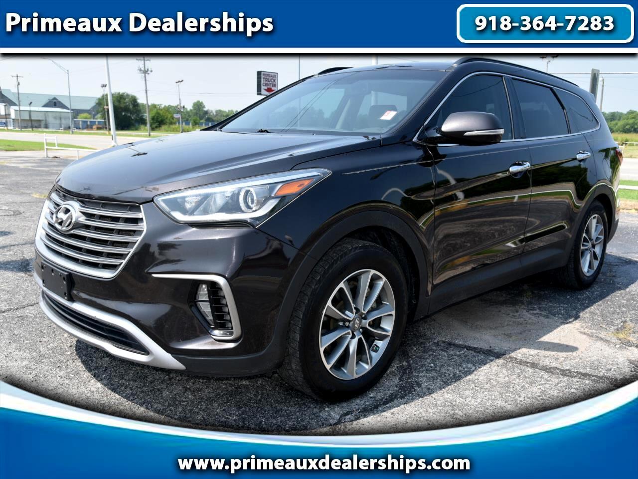 Hyundai Santa Fe Limited 3.3L Auto 2017