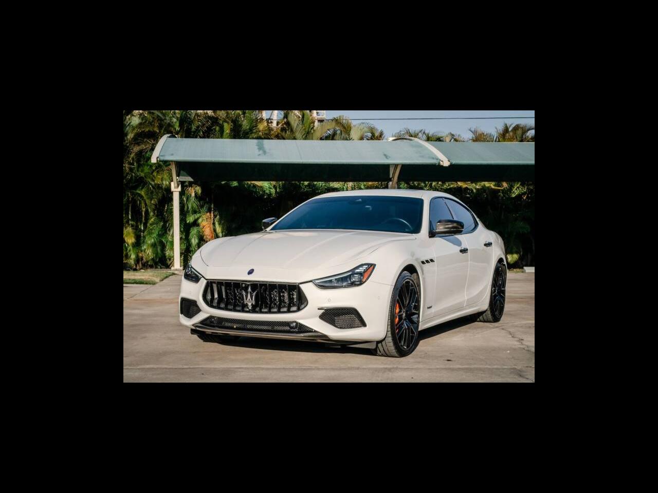 Maserati Ghibli S GranSport 2019