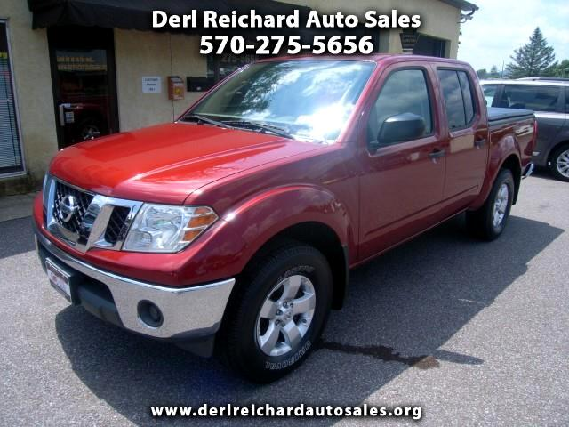 2011 Nissan Frontier SV Crew Cab 5AT 4WD