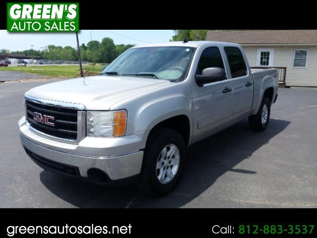 2007 GMC New Sierra 1500 Quad Cab Z71