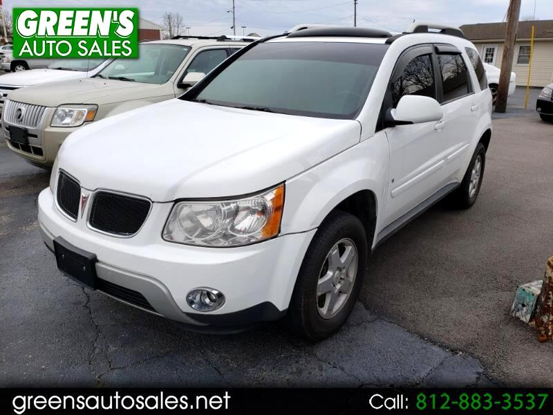 2009 Pontiac Torrent AWD