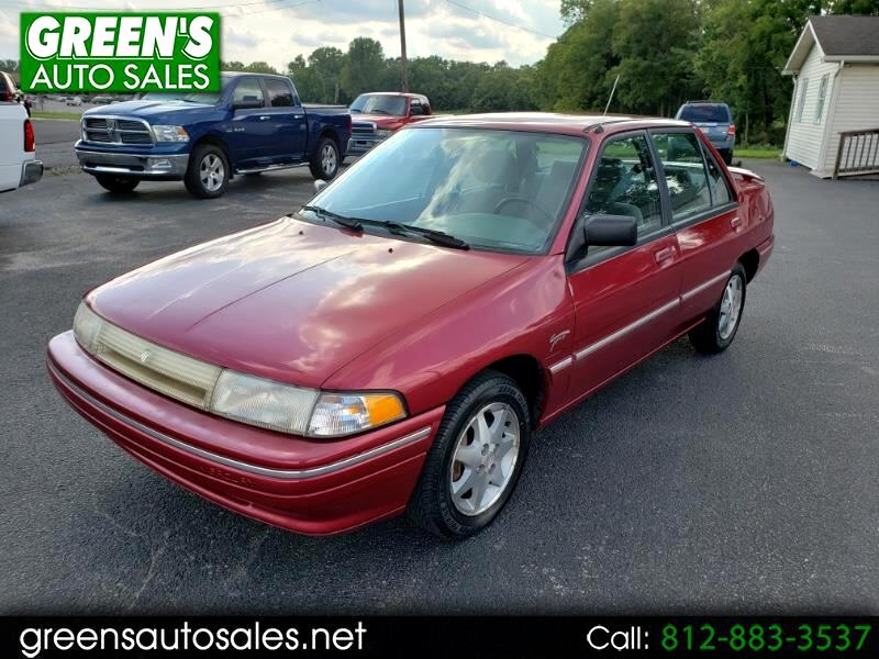 1994 Mercury Tracer 4-Door