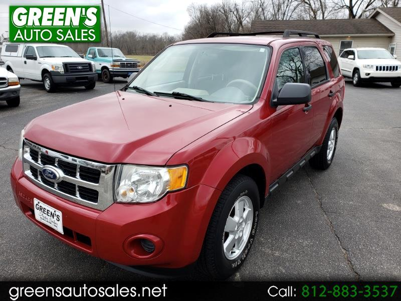 Ford Escape XLS FWD 2010