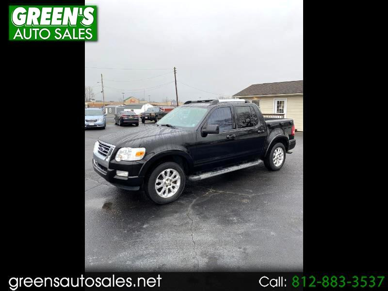 Ford Explorer Sport Trac Limited 4.0L 4WD 2007
