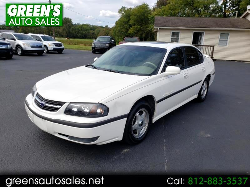Chevrolet Impala LS 2002