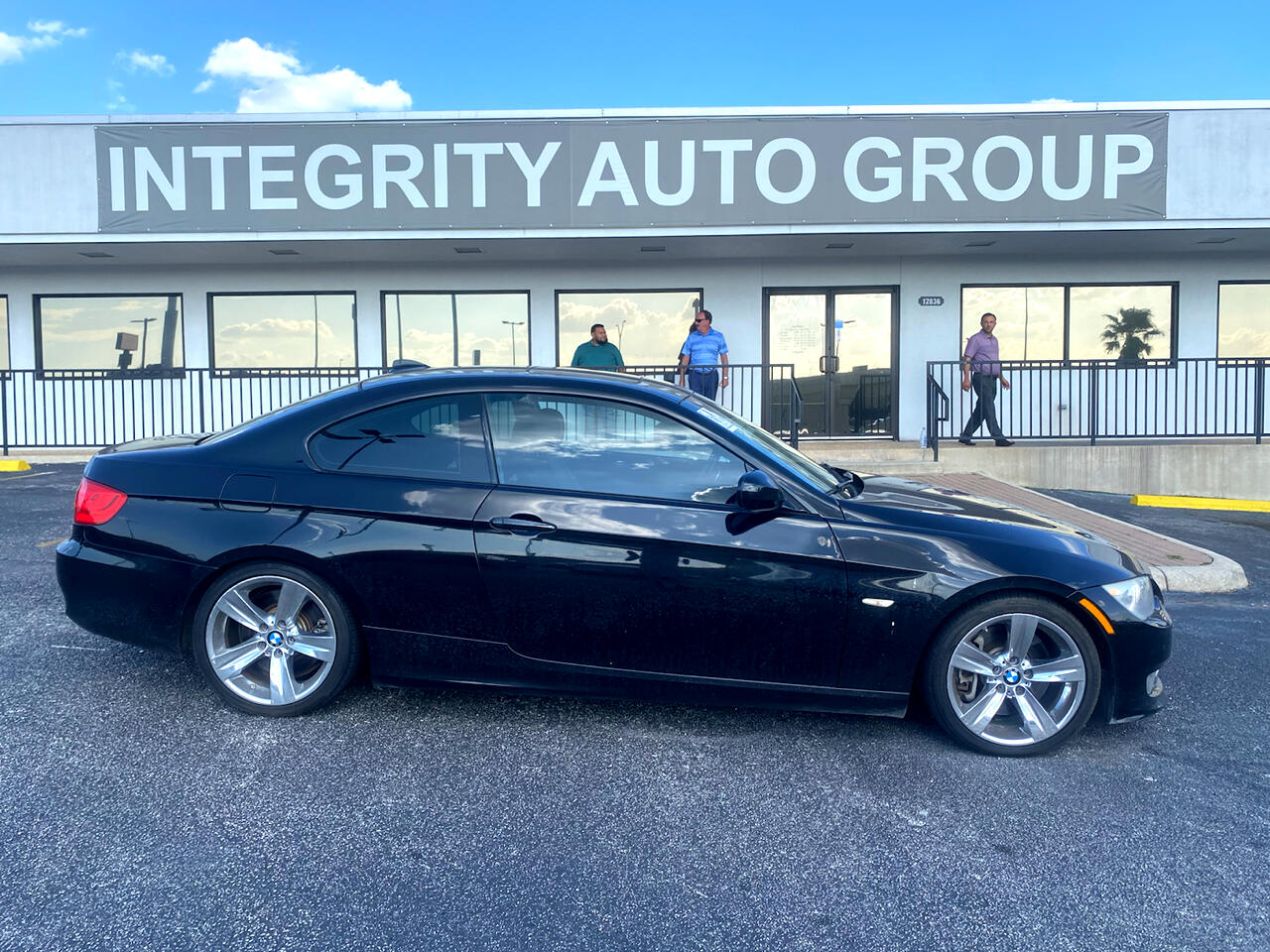 2011 BMW 3 Series 2dr Cpe 335i RWD