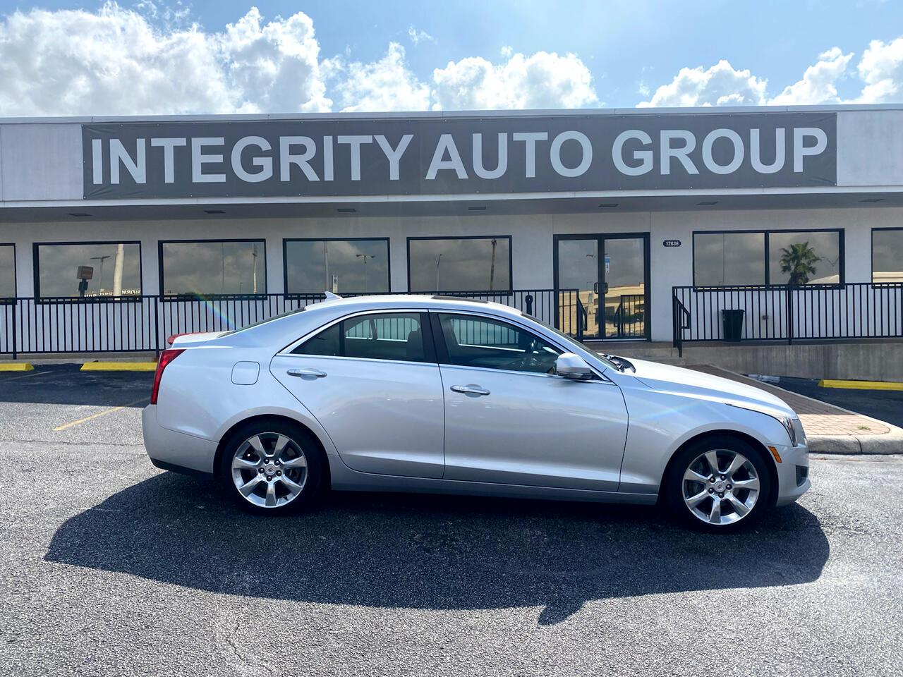 2014 Cadillac ATS 4dr Sdn 3.6L Luxury RWD