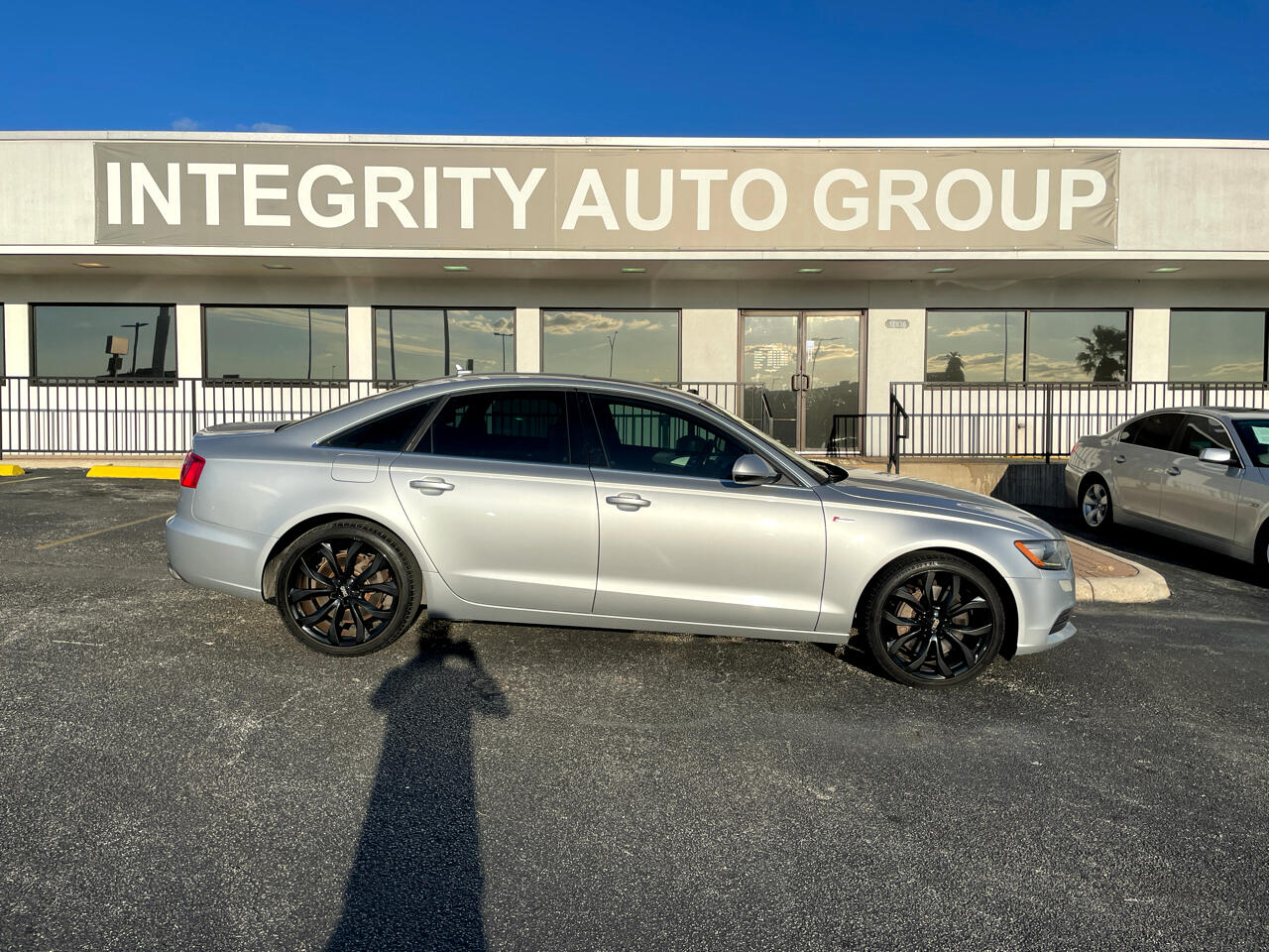 2013 Audi A6 4dr Sdn quattro 3.0T Premium Plus