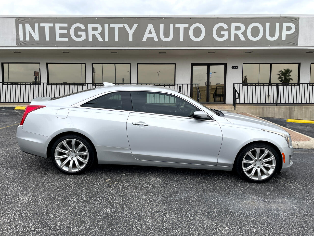 2015 Cadillac ATS Coupe 2dr Cpe 2.0L Standard RWD