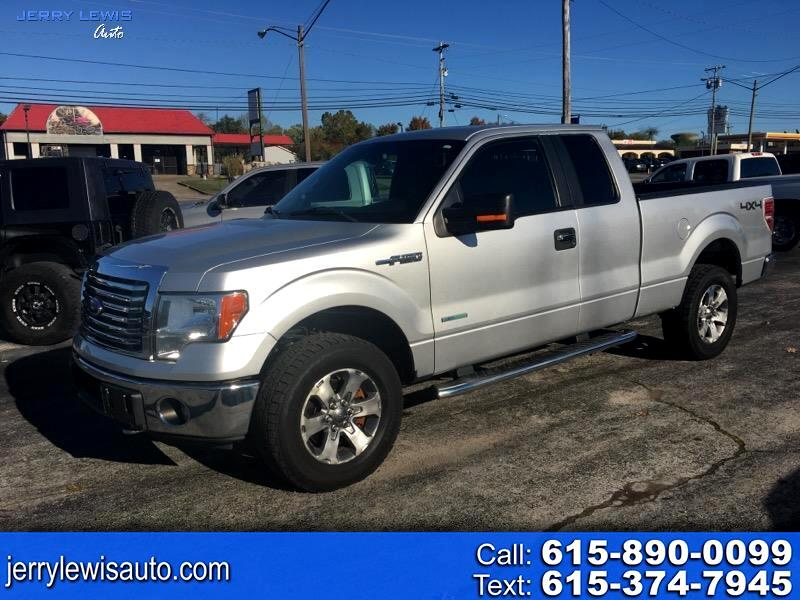 Ford F150 FX4 SuperCab 6.5-ft. Bed 4WD 2012