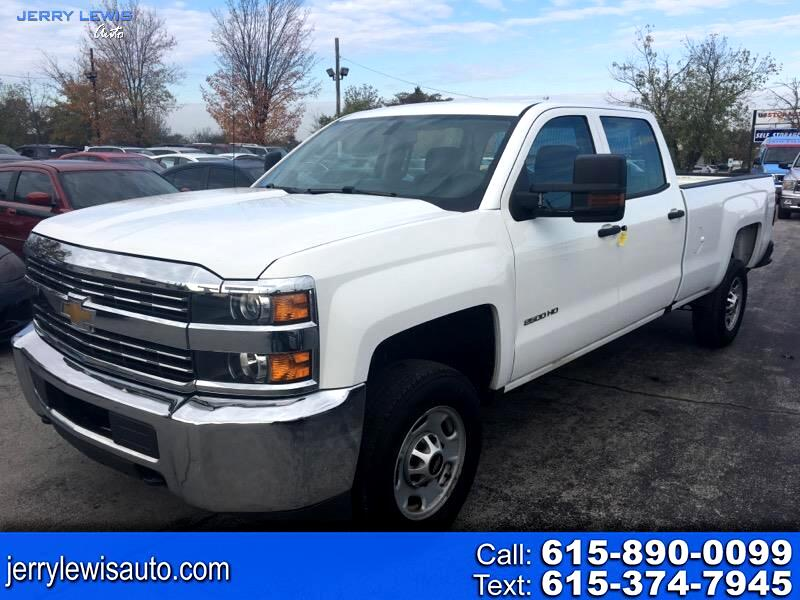 Chevrolet Silverado 2500 Work Truck Crew Cab Long Box 2WD 2015