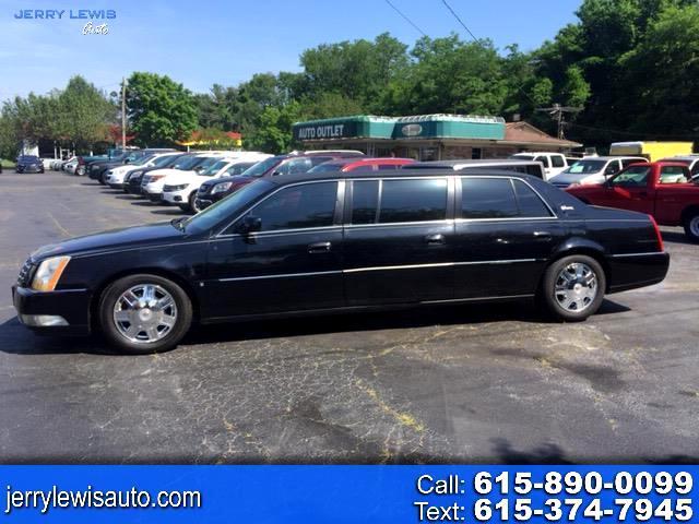 Cadillac Limousine Base 2008
