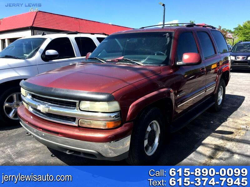 Chevrolet Tahoe 2WD 2002