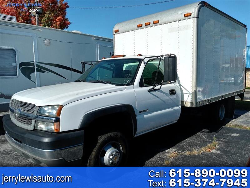 Chevrolet Silverado 3500 Regular Cab 2WD 2004