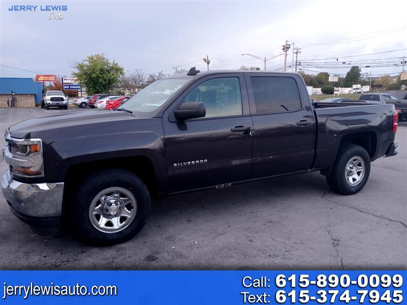 Chevrolet Silverado 1500 LS Crew Cab Long Box 2WD 2016