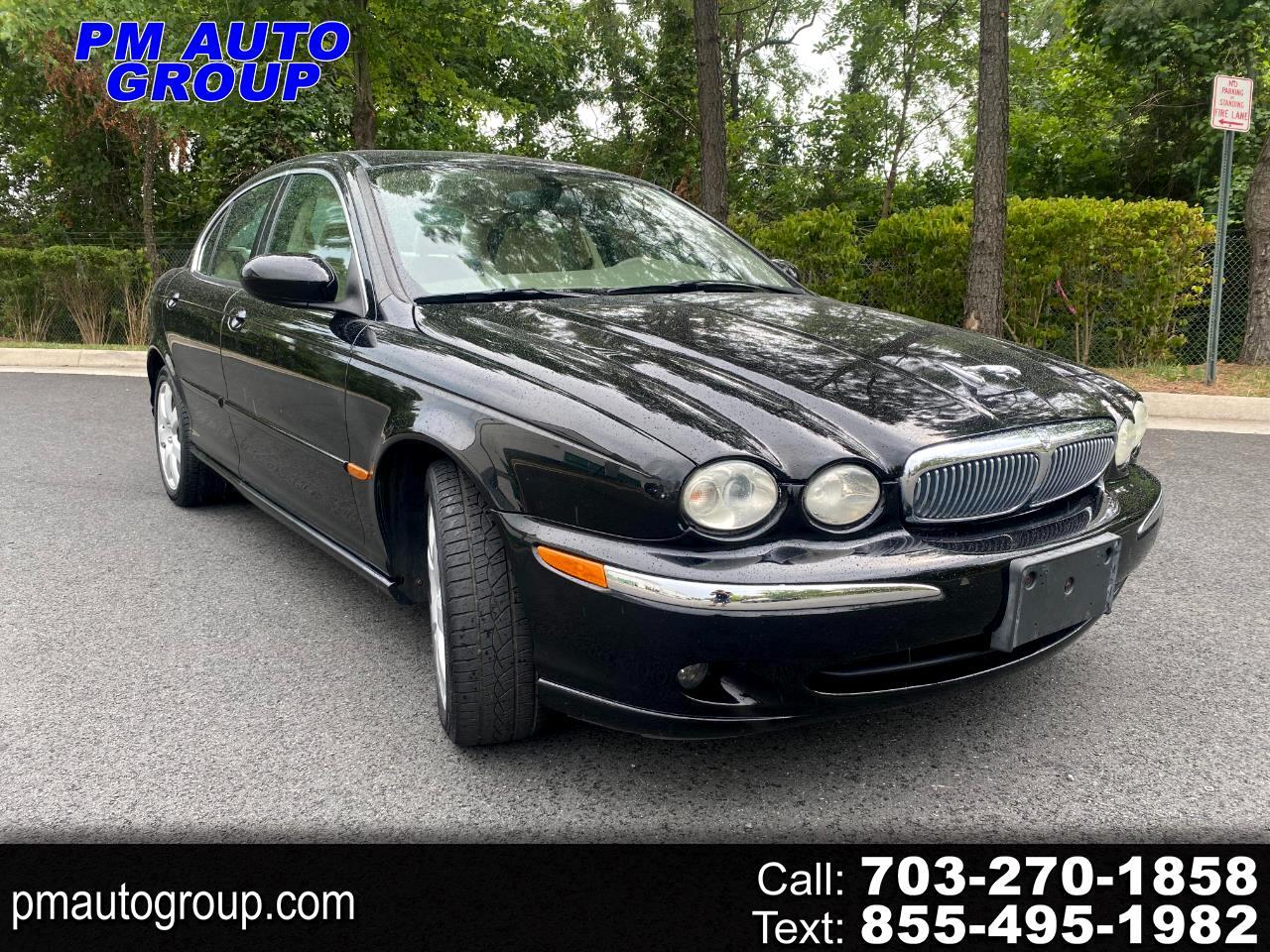 Jaguar X-Type 4dr Sdn 3.0L 2004