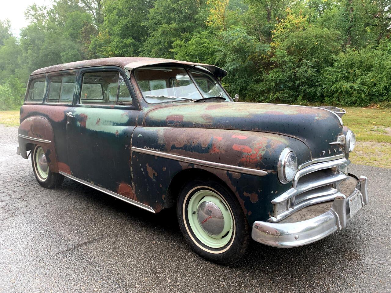 Plymouth Suburban  1950