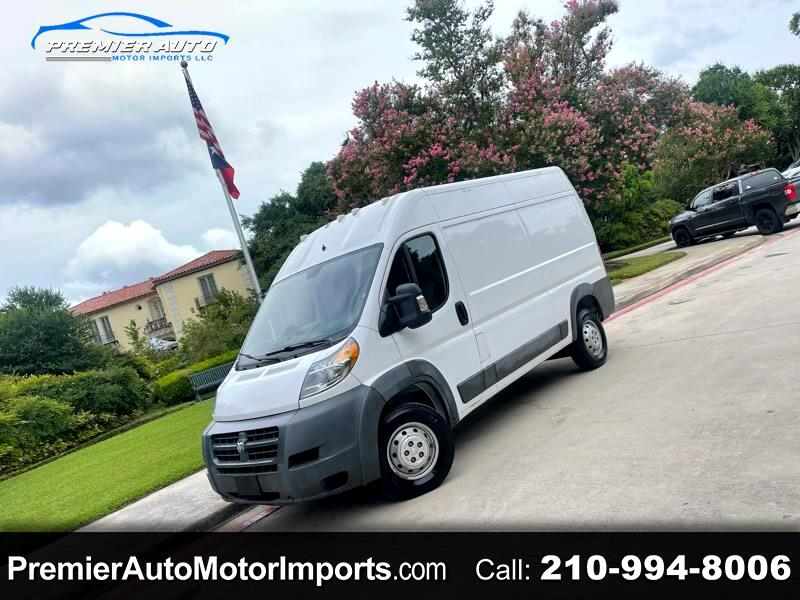 RAM Promaster 2500 High Roof Tradesman 136-in. WB 2017