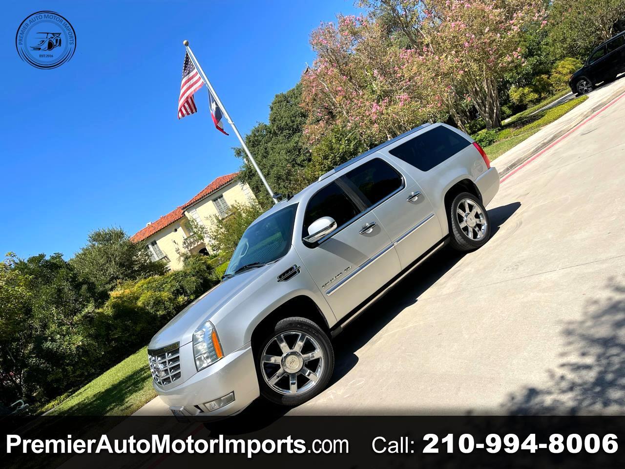 Cadillac Escalade ESV 2WD Premium 2011