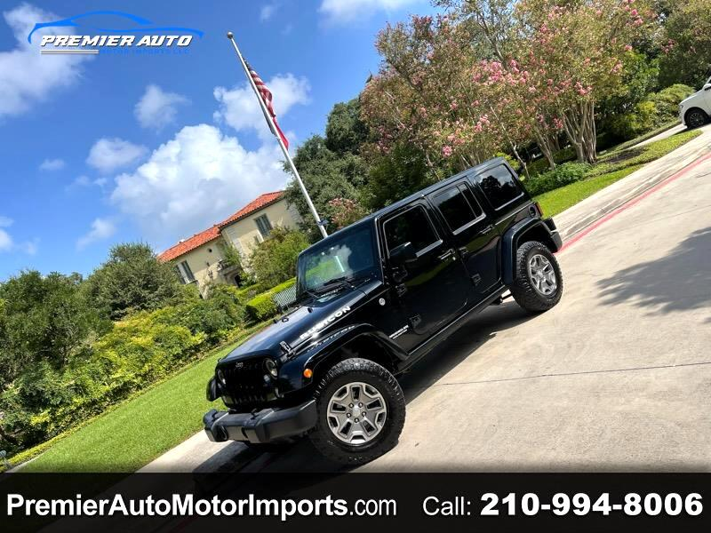 Jeep Wrangler 4WD 4dr Unlimited Rubicon 2016
