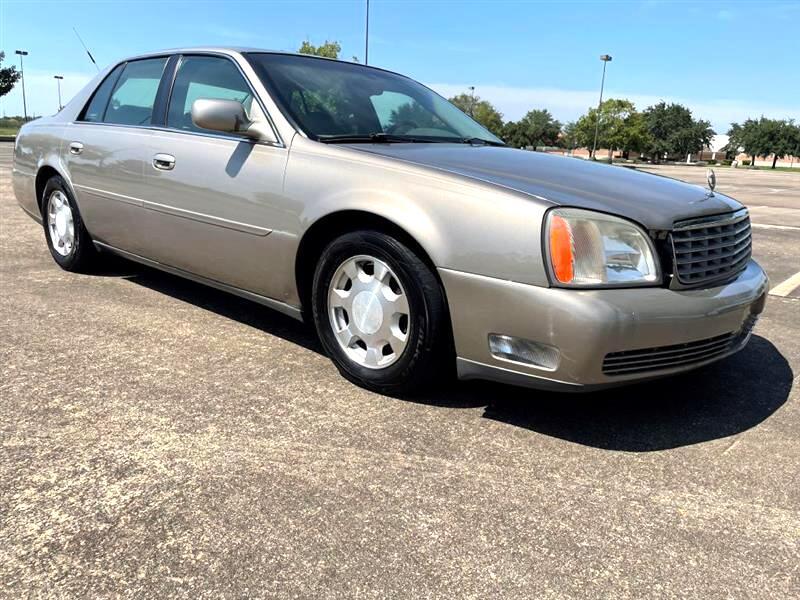 Cadillac DeVille Base 2001