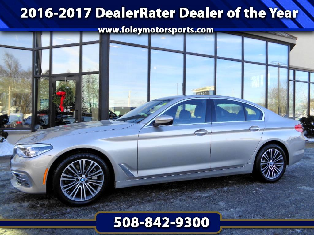 2017 BMW 5-Series 540i xDrive