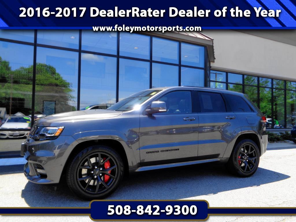 2018 Jeep Grand Cherokee SRT 4WD