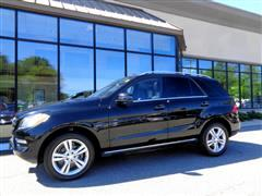 2014 Mercedes-Benz ML350
