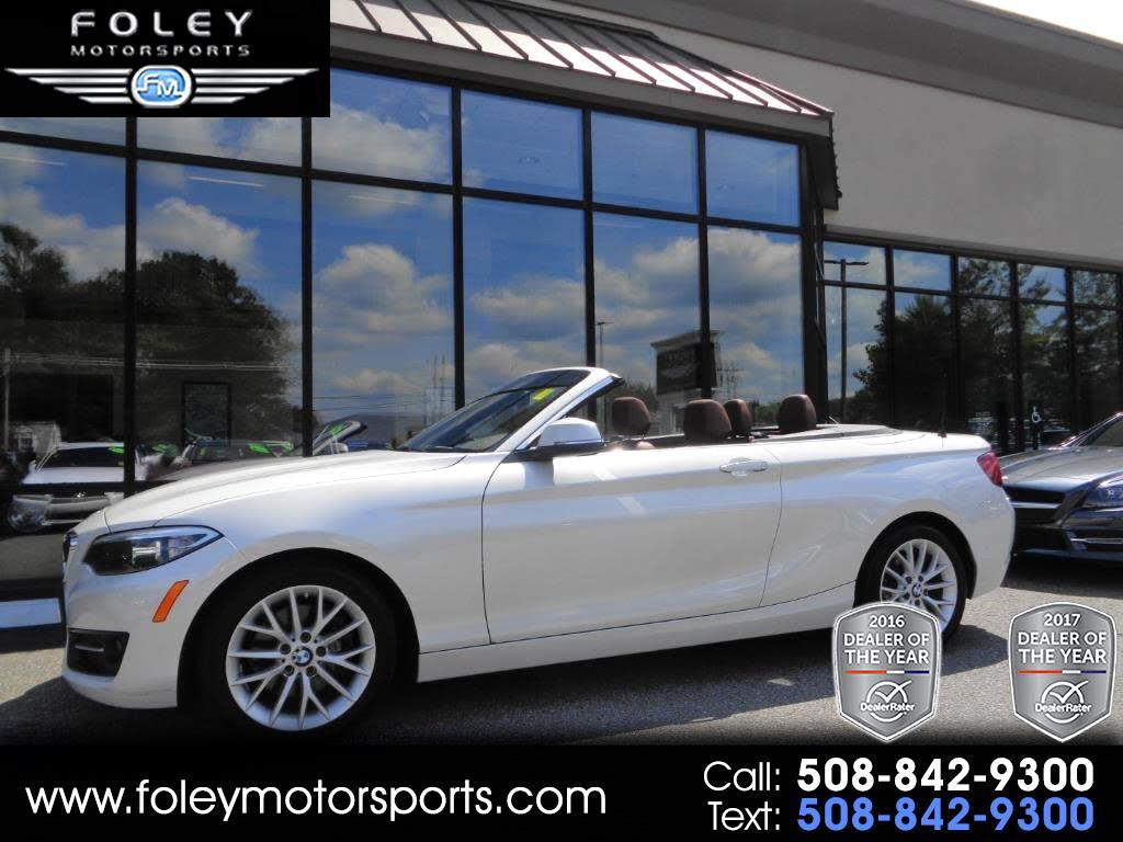 2016 BMW 2 Series 2dr Conv 228i xDrive AWD