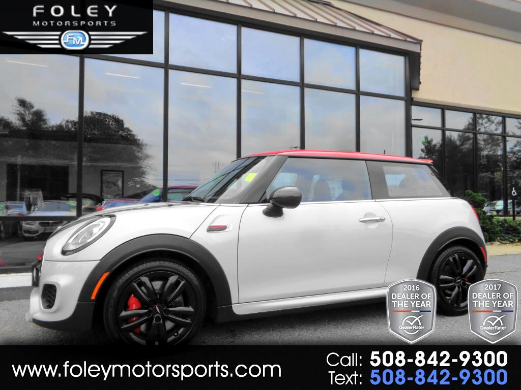 2017 MINI Hardtop 2 Door John Cooper Works FWD