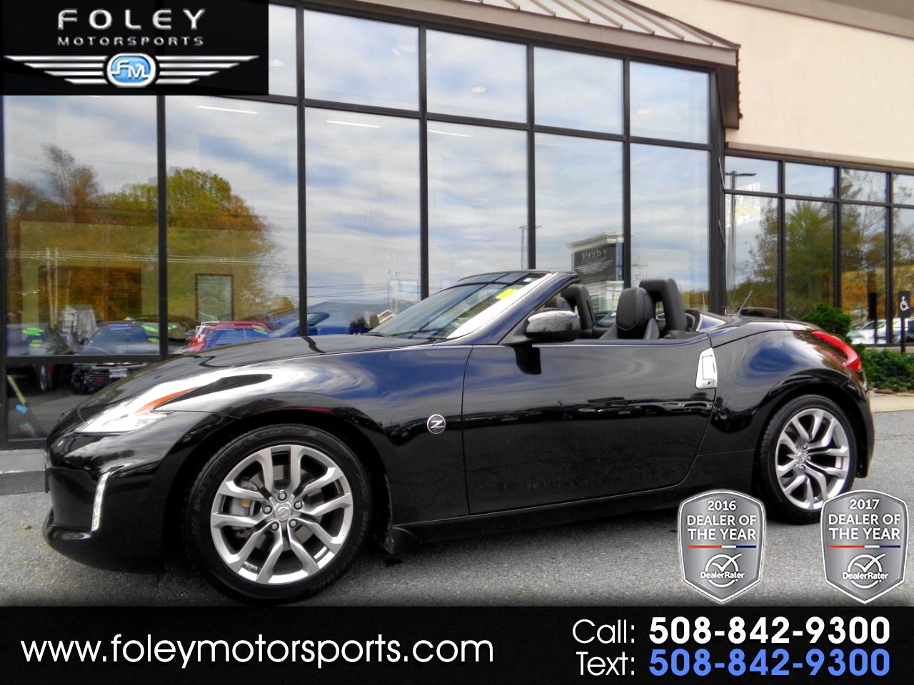 2014 Nissan 370Z 2dr Roadster Manual Touring