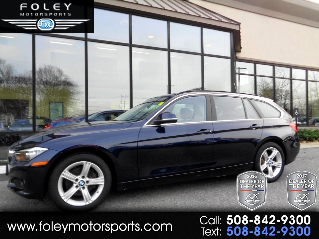 2015 BMW 3 Series 4dr Sports Wgn 328d xDrive AWD