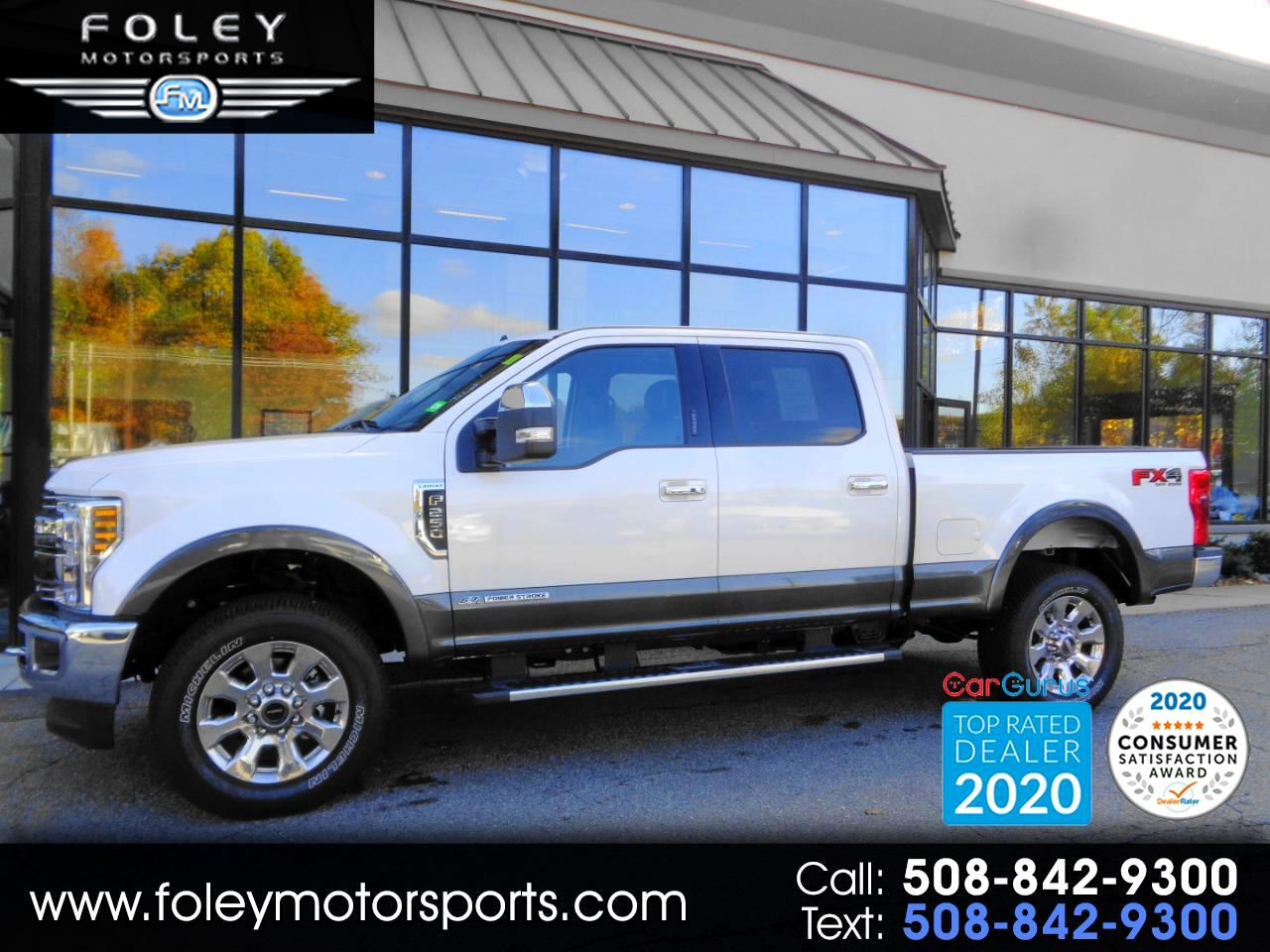 Ford Super Duty F-250  2019