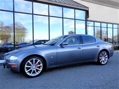 2008 Maserati Quattroporte