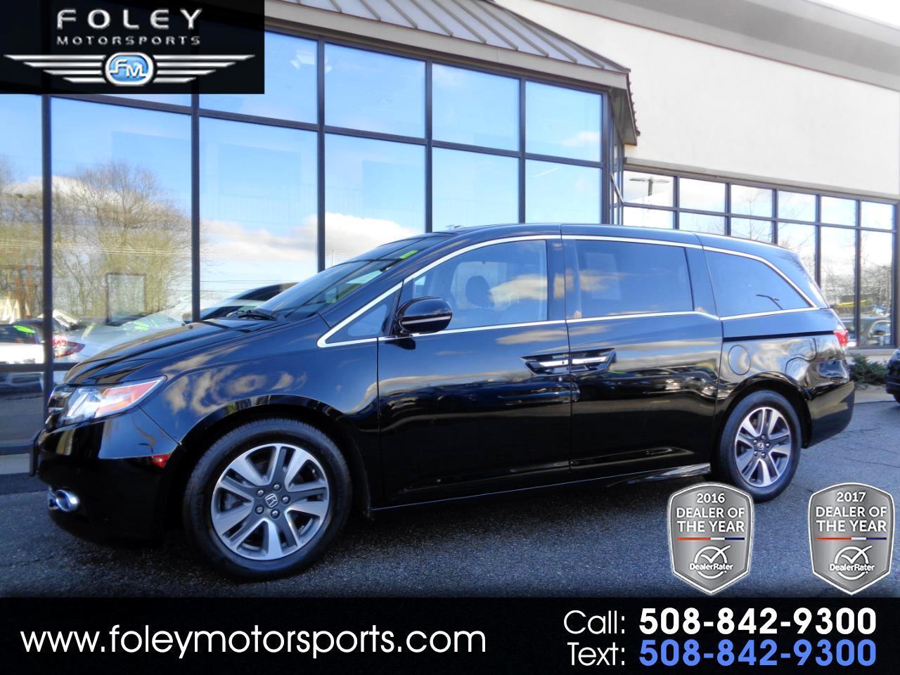 2016 Honda Odyssey 5dr Touring