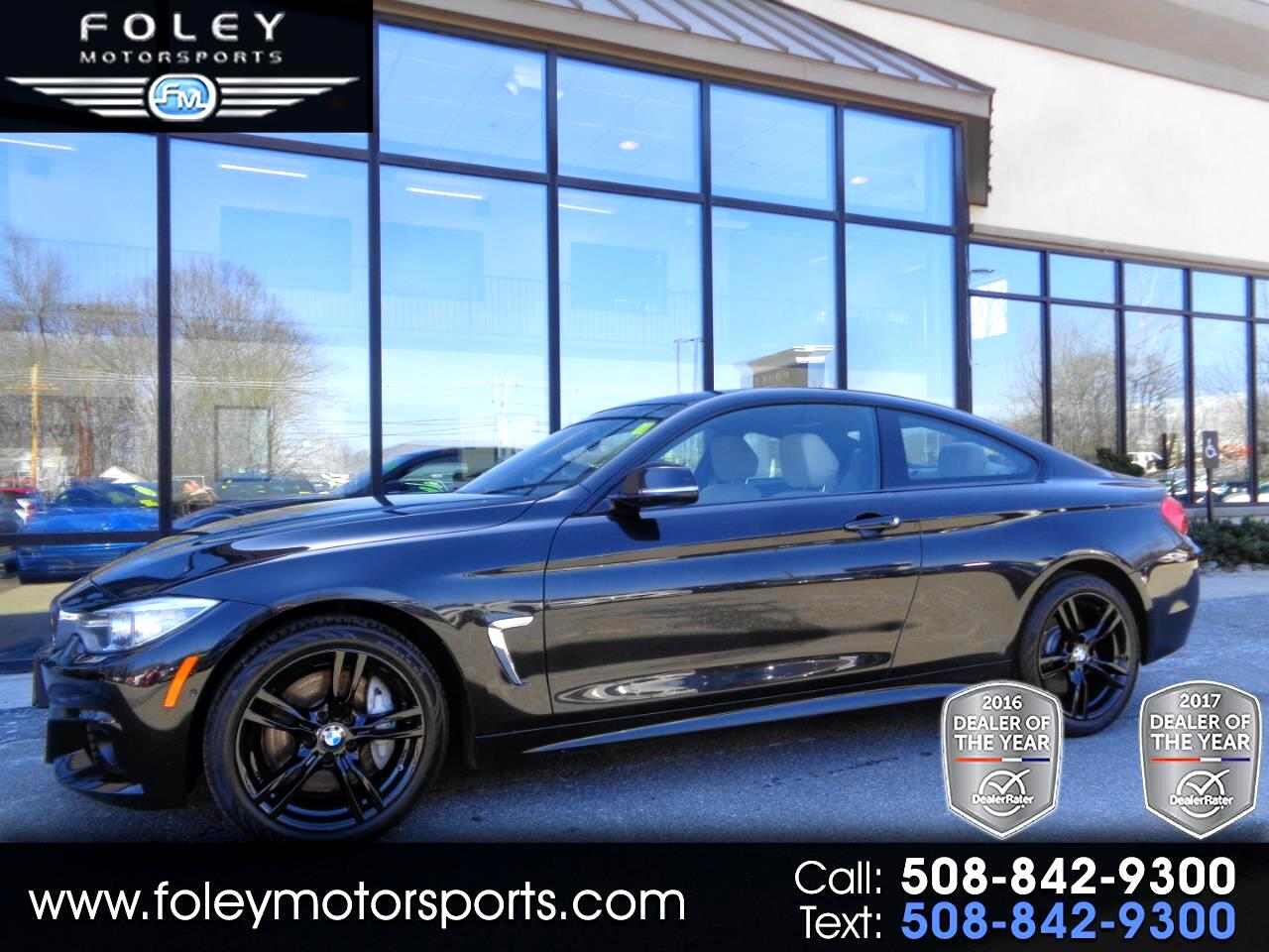 2017 BMW 4 Series 440i xDrive Coupe